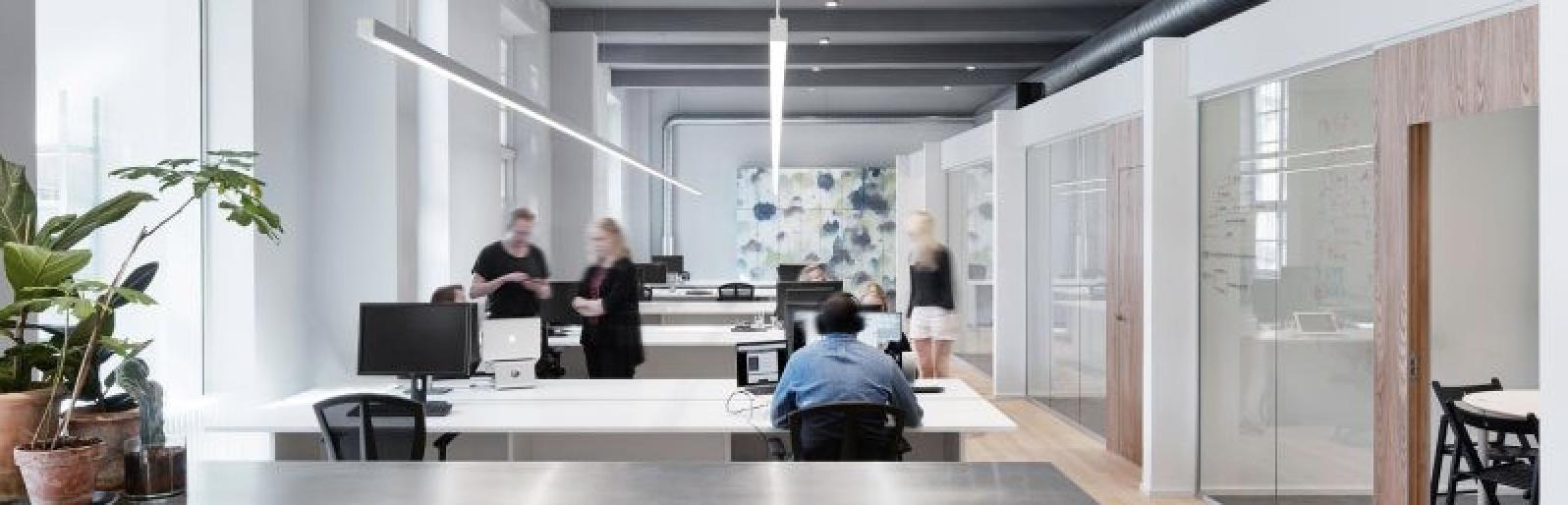 Whispr Group Office Stockholm
