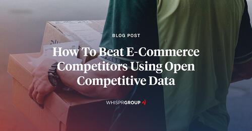 Open competitive data is a valuable resource, provided you know how to analyse it