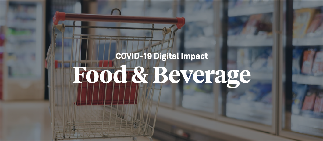 Food and Beverage Whispr Group Digital Insights