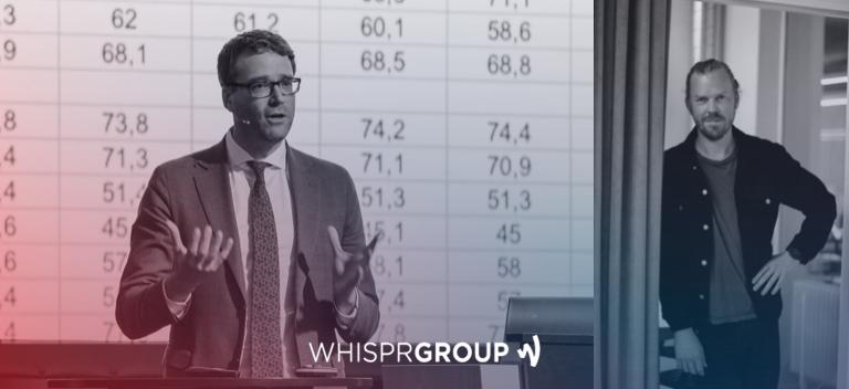 Whispr Group - Sustainability Communication