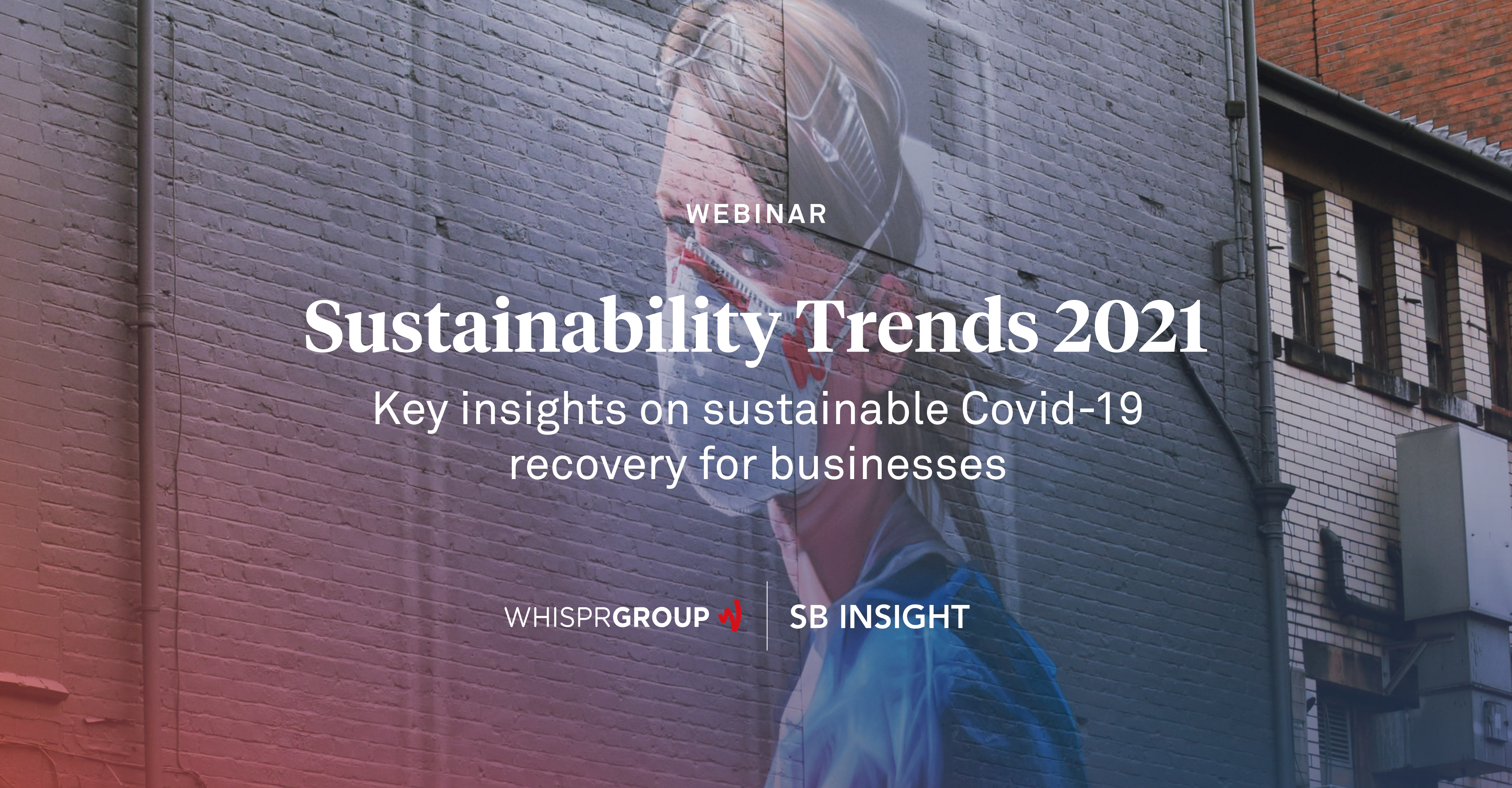 How does the sustainable consumer look in 2021? And how do we navigate a green covid-19 recovery?