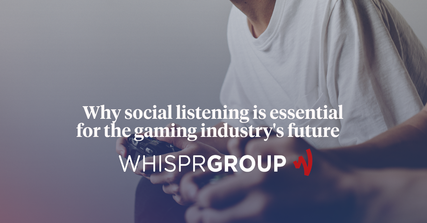 The launch pains experienced by Cyberpunk 2077 prove the gaming industry can no longer ignore social listening tools